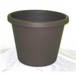 Myers Industries - Classic Pot - Chocolate - 16 Inch