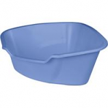 Van Ness - High Sides Corner Cat Pan - Assorted - 18X18X9 Inch