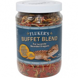 Flukers - Buffet Blend Juvenile Bearded Dragon - 8.5 oz