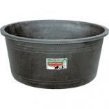 Tuff Stuff Products - Round Tank - Black - 37 Gallon