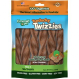 Emerald Pet Products - Twizzies Sticks - Turducky - 9 Inch