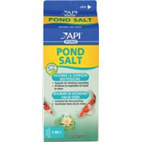 Mars Fishcare Pond - Pondcare Pond Salt - Clear - 4.4 Pound