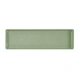 Novelty Mfg -Countryside Flower Box Tray-Sage-18 Inch