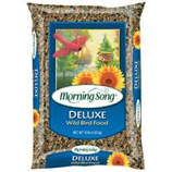 Global Harvest Foods  - Morning Song Deluxe Wild Bird Food - 40 Pound