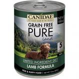 Canidae-Pure - Land Formula Wet Dog Food - Lamb - 13 Oz