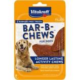 Vitakraft Pet - Bar-B-Chews Dog Treat - Chicken - 2 Pack