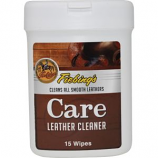 Fiebing Company - Leather Cleaner Wipes - 15 Count