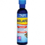 Aquarium Pharmaceuticals - Melafix Fish Remedy - 8 Ounce
