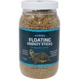 Flukers - Floating Frenzy Sticks For Aquatic Turtles - 7.5 Oz