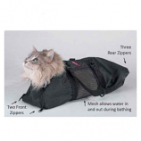 Top Performance - Cat Grooming Bag 18X9.5 Inch - Medium