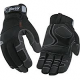 Kinco International-Lined Cold Weather Glove-Black-Extra Large