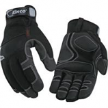 Kinco International-Lined Cold Weather Glove-Black-Medium