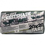 Dewitt Company - Forestshade Tarps (4.5Oz)-Green-20X20 Ft