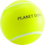 Planet Dog - Usa Tennis Ball Orbee Tuff Dog Toy - Yellow - 2.5 Inch