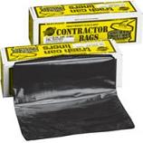 Warp Brothers - Industrial Bags - Black - 55 Gal/ 50 Bags