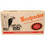 Pine Tree Farms  - Woodpecker Suet 8 Cake Value Pack - 8 Pack