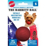 Ethical Dog - Barrett Ball - Red - Small/2.5 Inch