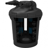 Oase-Living Water - Pressurized Pond Filter With Uv - Black