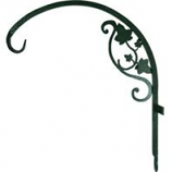 Hookery - Hanger With Vine - Green - 16 Inch