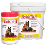 Durvet/Equine - Biotin Daily Hoof Supplement For Horses - Apple - 2.5 Pound