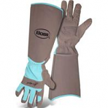 Boss Manufacturing -Guardian Angel Extended Sleeve Synthetic Leather-Teal-Medium