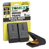 Motomco - Tomcat Reusable Mouse Traps-2 Pack